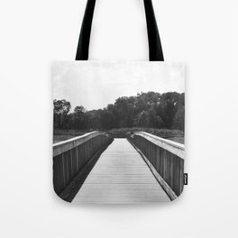 little bridge Tote Bag