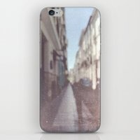 spain iPhone & iPod Skins featuring Madrid, Spain by Jane Lacey Smith