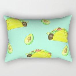 AvoTaco Rectangular Pillow