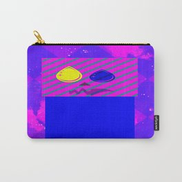 Boxy Carry-All Pouch