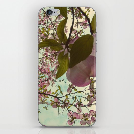 Troubles Float Away iPhone & iPod Skin