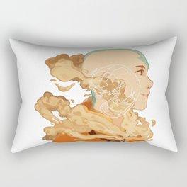 aang the last airbender Rectangular Pillow