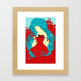 Heian II Framed Art Print