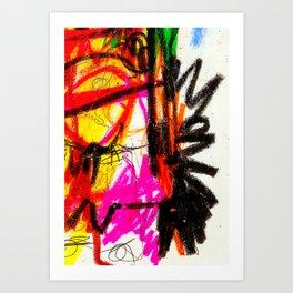 kiohx Art Print