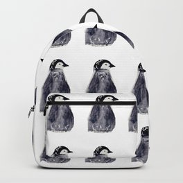baby pinguin - bebe manchot - nord - north - banquise - arctique Backpack