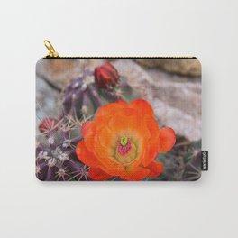Trichocereus Cactus Flower  Carry-All Pouch
