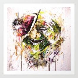 sail.soar. Art Print