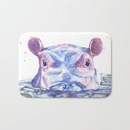 Happy Hippo Fiona Bath Mat