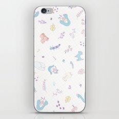 Nature fairy kingdom iPhone & iPod Skin