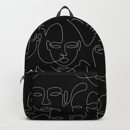 Face Thread Backpack