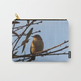 Sweet palm warbler Carry-All Pouch