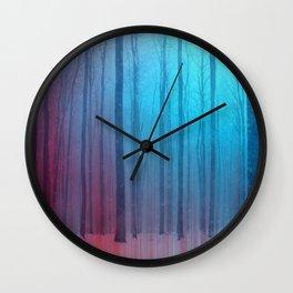 Stranger Things Wall Clock