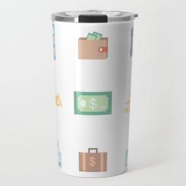 Wealth Travel Mug