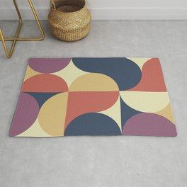 Abstract Geometric Artwork 59 Rug