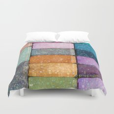 make-up colors Duvet Cover