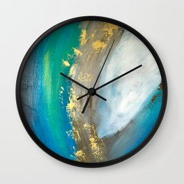 Indecision is a Bore Wall Clock