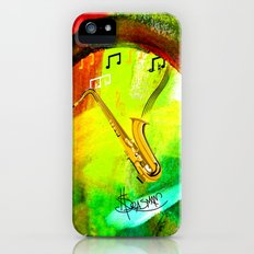 All That Jazz! Slim Case iPhone (5, 5s)