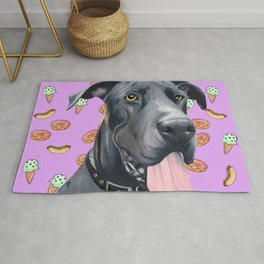 Sweets and Desserts Rug