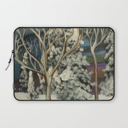 Call to the North Laptop Sleeve