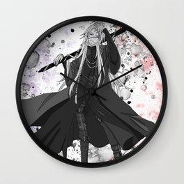 Black Butler Kuroshitsuji Undertaker Wall Clock