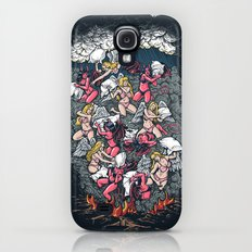 good vs evil  Galaxy S4 Slim Case