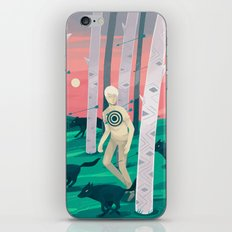 The Hunt iPhone & iPod Skin