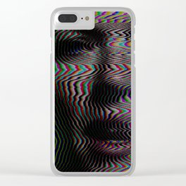 royksopp Clear iPhone Case