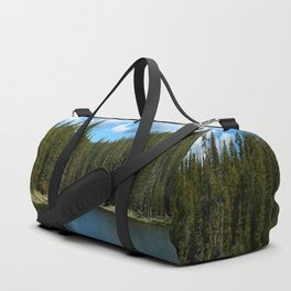 Tranquil Morning At Gull Point Drive Duffle Bag