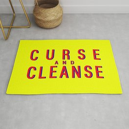 Curse And Cleanse Rug