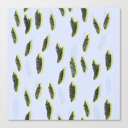 TROPICAL GREEN Canvas Print