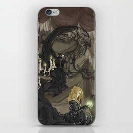 Midnight Circus: The Fortune Teller iPhone Skin