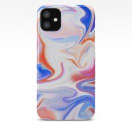 Liquid 1 iPhone Case