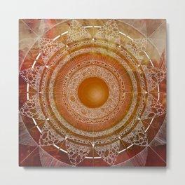 Svadhisthana (carnal knowledge) Metal Print