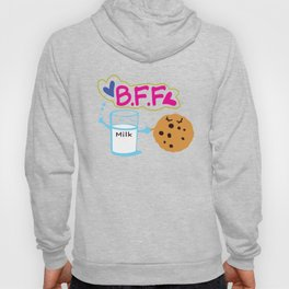 Milk and Choco chip cookie BFF Hoody
