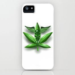 Medical MaryJane iPhone Case