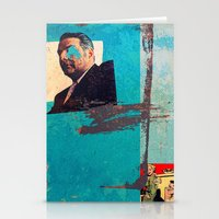 greek Stationery Cards featuring Greek by Alec Goss