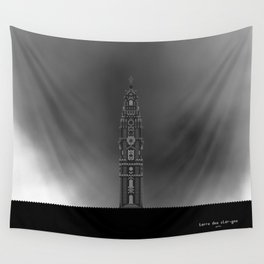 HexArchi - Portugal, Porto, Igreja dos Clérigos . Torre Wall Tapestry