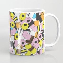 Lots of Liquorice Allsorts Coffee Mug