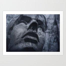Euridice Art Print