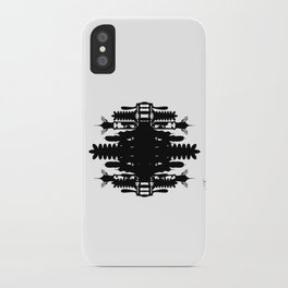 A Template for Your Imagination iPhone Case