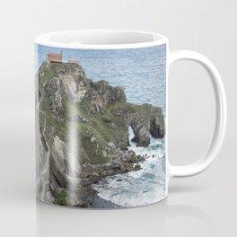 San Juan de Gaztelugatxe Coffee Mug