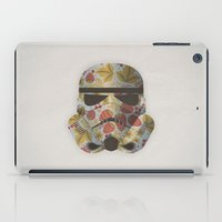 trooper iPad Cases featuring STRAWBEЯRY TROOPER by Beardy Graphics