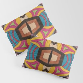 Repeating A Void Pillow Sham