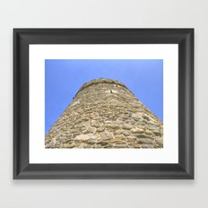 The Watch Tower, Waterford City, Ireland Framed Art Print