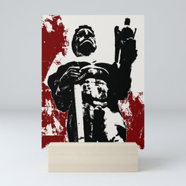 The Victor (Pobednik) Mini Art Print