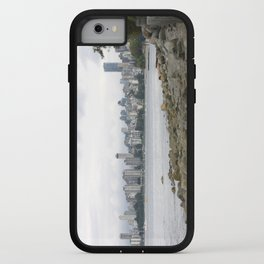 Vancouver City Skyline iPhone Case