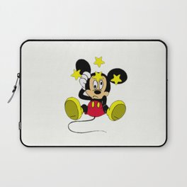 Fallen Mickey Mouse Laptop Sleeve