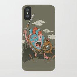 Braveheart iPhone Case