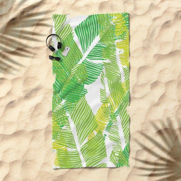 Carved Jungle #society6 #decor #buyart Beach Towel