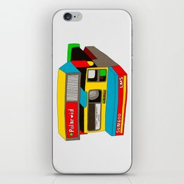 Captures Great Moments (color toy) iPhone Skin